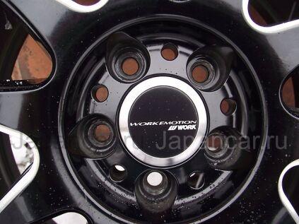Летниe колеса Toyo Drb 215/45 17 дюймов Work ширина 7 дюймов вылет 47 мм. б/у в Новосибирске