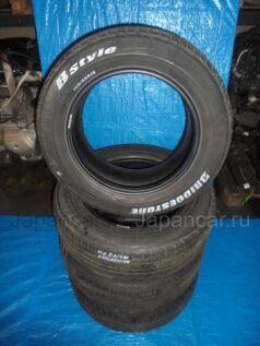 Летниe шины Bridgestone Bstyle 195/65 15 дюймов б/у в Барнауле