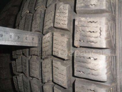Зимние шины Dunlop 245/70 16 дюймов б/у в Барнауле