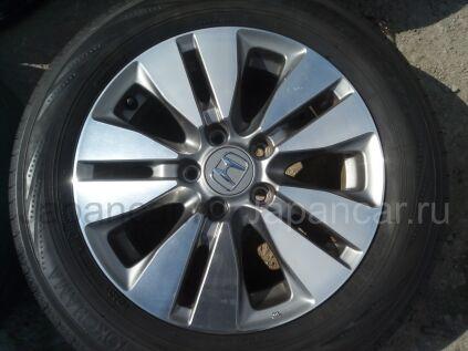 Диски 16 дюймов Honda б/у в Челябинске