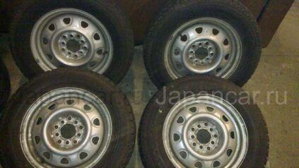 Зимние шины Goodyear Ice navi zea 195/65 14 дюймов б/у во Владивостоке
