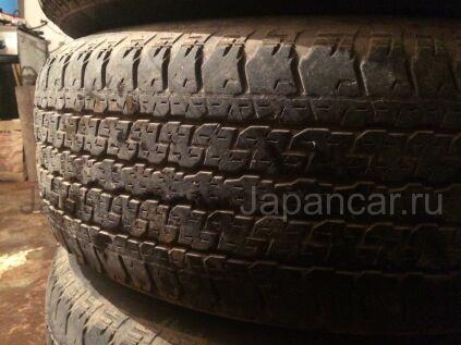 Летниe колеса Bridgestone Dueler 265/75 17 дюймов Toyota б/у в Якутске