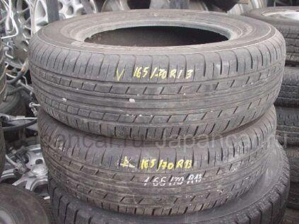 Летниe шины Yokohama Ecos 165/70 13 дюймов б/у в Уссурийске