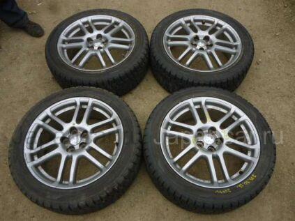 Всесезонные колеса Dunlop 215/50 17 дюймов Toyota б/у в Уссурийске