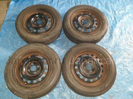 Летниe колеса Bridgestone Ecopia 165/70 14 дюймов Toyota б/у в Барнауле