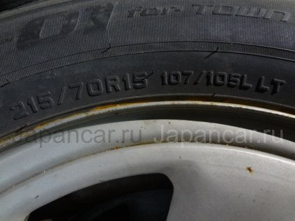Летниe колеса Dunlop Dv01 215/70 15 дюймов Japan б/у в Артеме