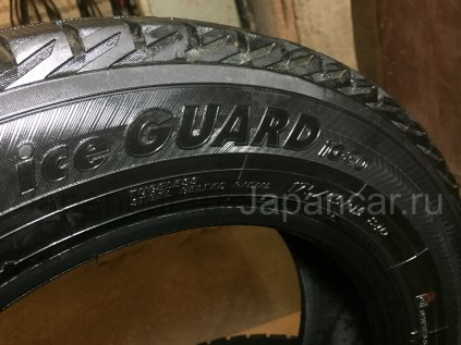 Зимние шины Yokohama Ice guard ig30 175/65 15 дюймов б/у во Владивостоке