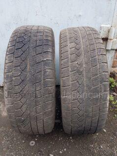 Всесезонные шины Toyo 215/60 16 дюймов б/у во Владивостоке