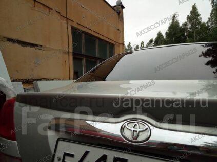 Спойлер на Toyota Mark II во Владивостоке