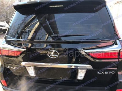 Спойлер на Lexus LX450 во Владивостоке