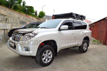 Рычаг на Toyota Land Cruiser 120 во Владивостоке