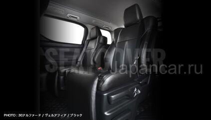 Чехлы сидений на Toyota Alphard во Владивостоке