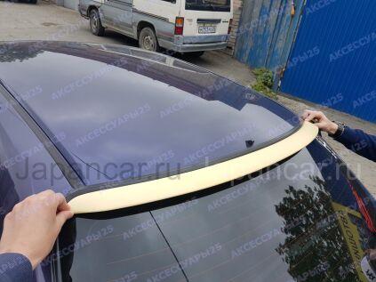 Спойлер на Honda Accord во Владивостоке