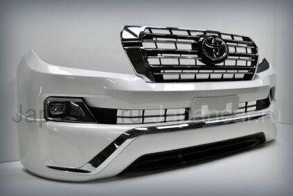 Бампер передний на Toyota Land Cruiser 200 во Владивостоке