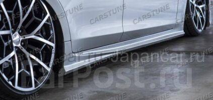 Накладки на пороги на Toyota Crown во Владивостоке