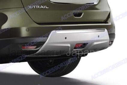 Накладка на бампер на Nissan X-Trail во Владивостоке