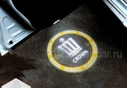 Логотипы на Toyota Crown Athlete во Владивостоке