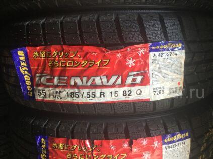 Зимние шины Япония Goodyear ice navi 6 185/55 15 дюймов новые во Владивостоке