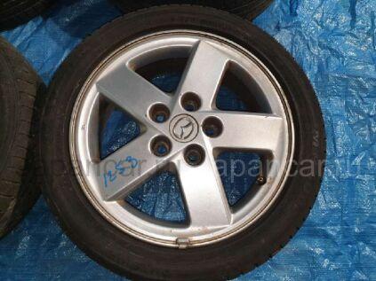 Летниe колеса Mayrun Mr500 195/65 16 дюймов Mazda вылет 5 мм. б/у в Барнауле
