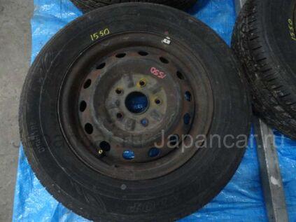 Летниe шины Dunlop Enasave ec202 185/70 14 дюймов б/у в Барнауле