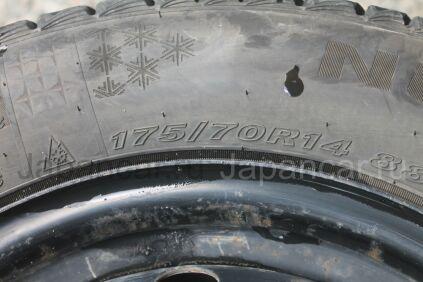 Зимние колеса Winguard ice plus 175/70 14 дюймов б/у во Владивостоке