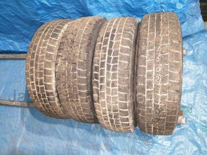 Зимние шины Dunlop Winter maxx 165/70 14 дюймов б/у в Барнауле