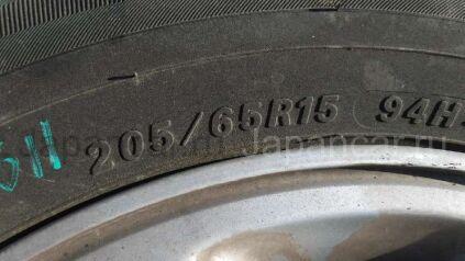 Летниe колеса Nissan R'nessa 205/65 15 дюймов б/у во Владивостоке