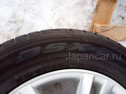 Зимние шины Dunlop Dsx-2 215/60 16 дюймов б/у в Челябинске