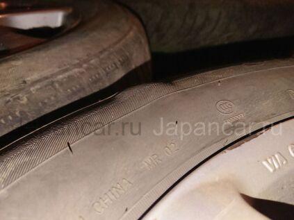Зимние колеса 195/65 15 дюймов ширина 6.5 дюймов вылет 45 мм. б/у во Владивостоке
