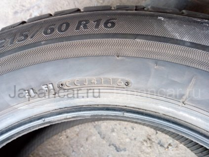 Летниe шины Bridgestone Playz px-rv 215/60 16 дюймов б/у в Челябинске