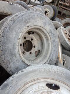 Всесезонные колеса 195/95 165 дюймов б/у во Владивостоке