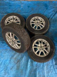 Зимние шины Dunlop Dsx-2 205/70 15 дюймов б/у в Барнауле