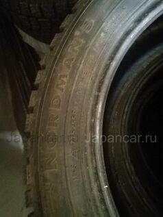 Зимние шины Nokian hakkapeliitta 215/55 17 дюймов б/у в Хабаровске