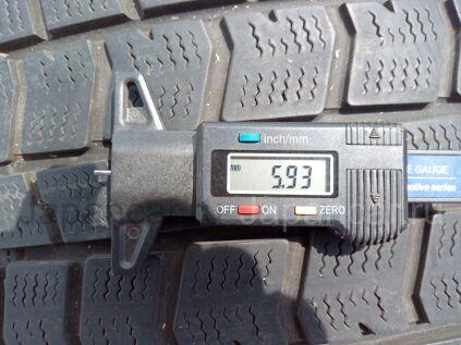 Зимние шины Goodyear Ice navy 7 245/45 18 дюймов б/у в Челябинске
