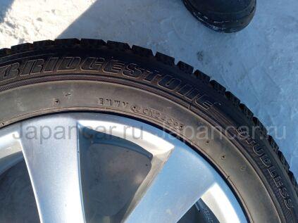 Зимние шины Bridgestone Blizzak revo gz 195/60 16 дюймов б/у в Челябинске