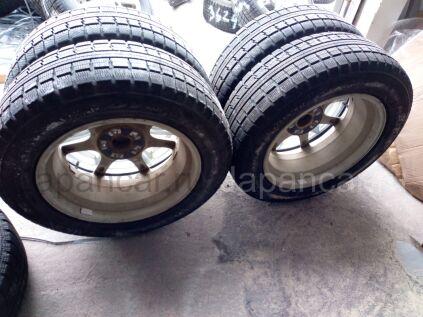 Диски 17 дюймов Toyota ширина 7 дюймов вылет 50 мм. б/у в Челябинске