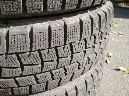 Зимние шины Dunlop Winter maxx wm01 175/65 15 дюймов б/у во Владивостоке