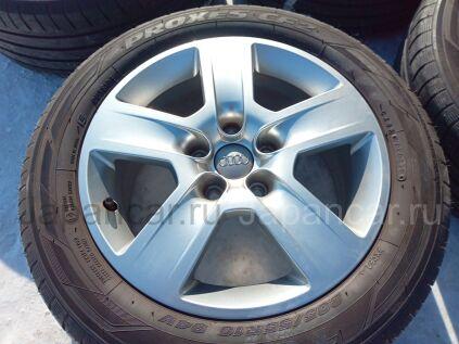 Диски 16 дюймов Audi ширина 7 дюймов вылет 42 мм. б/у в Челябинске