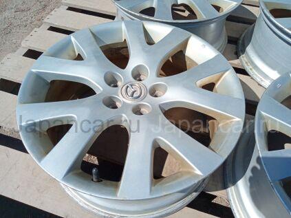 Диски 18 дюймов Mazda ширина 7.5 дюймов вылет 50 мм. б/у в Челябинске