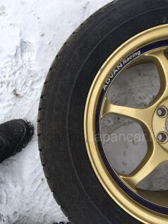 Зимние шины Good year Ice navi nh 215/60 16 дюймов б/у в Хабаровске