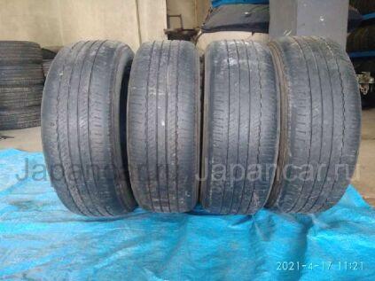 Летниe шины Bridgestone Dueler h/l422 ecopia 245/55 19 дюймов б/у в Барнауле