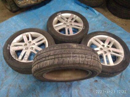 Летниe колеса Bridgestone Playz px-c 185/60 16 дюймов Toyota вылет 5 мм. б/у в Барнауле