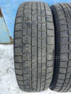 Зимние шины Dunlop Graspic ds3 205/60 16 дюймов б/у в Новосибирске