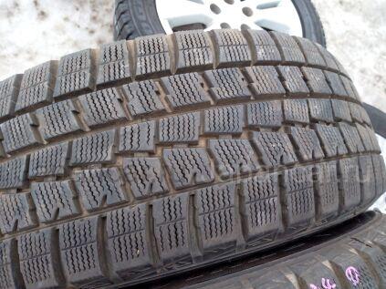 Зимние шины Dunlop Wintermaxx wm01 225/55 17 дюймов б/у в Челябинске