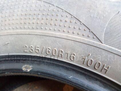 Зимние шины Kumho Izen kw23 235/60 16 дюймов б/у в Челябинске