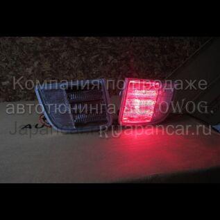 Стоп-сигнал на Lexus LX570 во Владивостоке