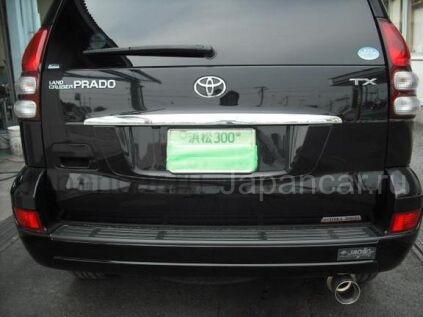 Выхлопная система на Toyota Land Cruiser Prado во Владивостоке