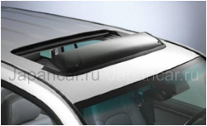 Ветровик на люк на Lexus LX570 во Владивостоке