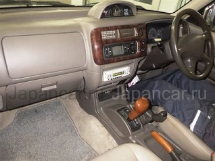 Mitsubishi Challenger 1997 года во Владивостоке
