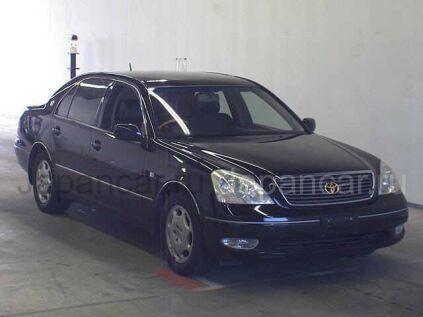 Toyota Celsior 2002 года во Владивостоке